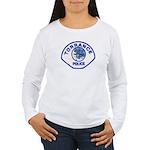 Torrance Police Women's Long Sleeve T-Shirt