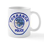 Torrance Police Mug