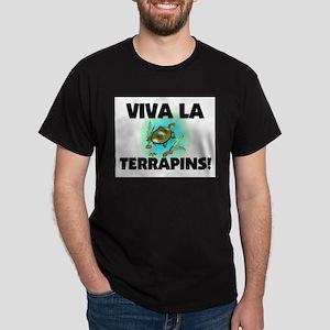 Viva La Terrapins Dark T-Shirt