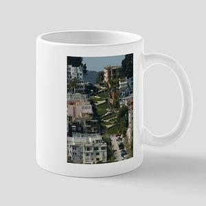streets of san Francisco Mug
