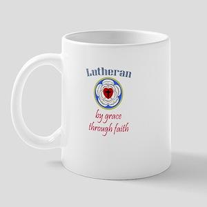 By Grace throught Faith 2 Mug