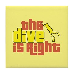 https://i3.cpcache.com/product/365477222/the_dive_is_right_tile_coaster.jpg?side=Front&height=240&width=240