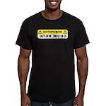 VeryRussian.com Men's Fitted T-Shirt (dark)