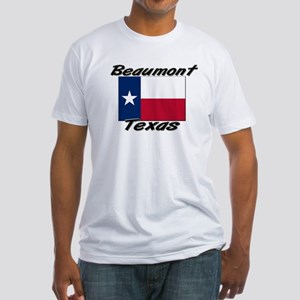 Beaumont Texas Fitted T-Shirt