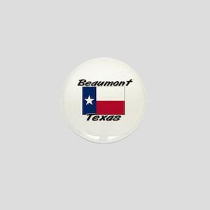 Beaumont Texas Mini Button