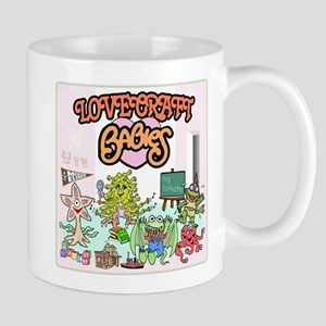 Lovecraft Babies Mug