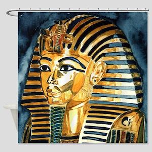 Pharao001 Shower Curtain
