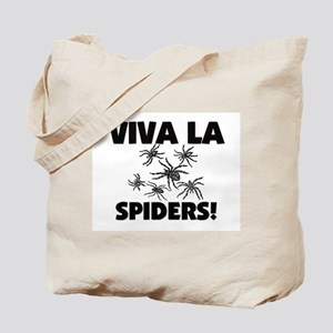 Viva La Spiders Tote Bag