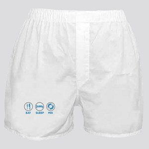 Eat Sleep Mix Again Boxer Shorts