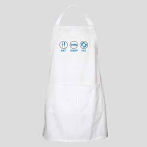 Eat Sleep Mix Again BBQ Apron