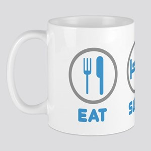 Eat Sleep Mix Again Mug