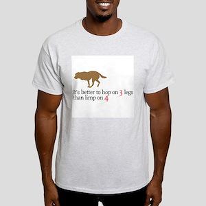 Better to hop . . . Light T-Shirt