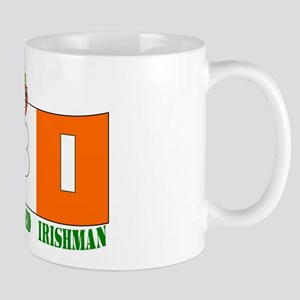FBI Full blooded Irishman Mug