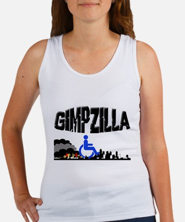 Gimpzilla Women's Tank Top