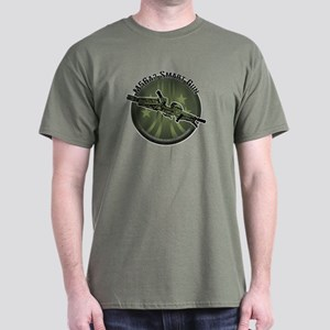 "Aliens ""Smart Gun"" Dark T-Shirt"
