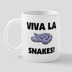 Viva La Snakes Mug