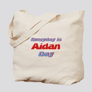 Everyday is Aidan Day Tote Bag
