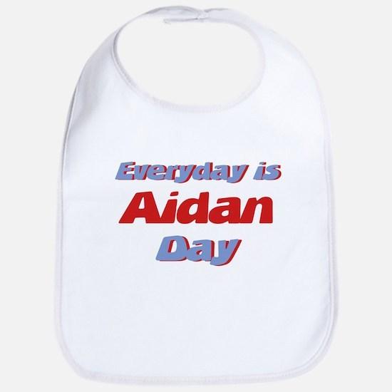 Everyday is Aidan Day Bib