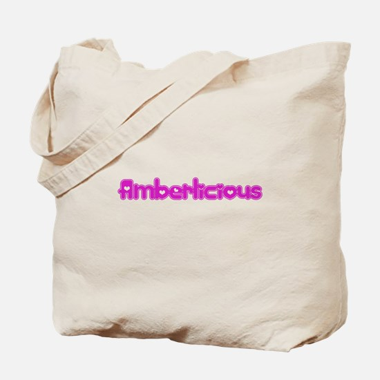 Amberlicious Tote Bag
