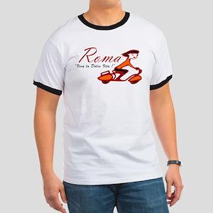ROME SCOTTER GIRL T-Shirt