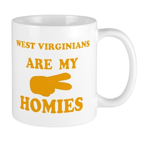 West Virginians are my homies Mug