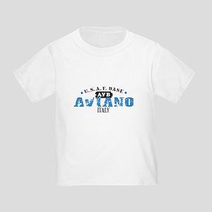 Aviano Air Force Base Toddler T-Shirt
