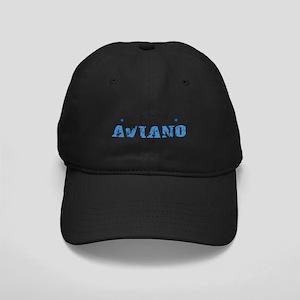 Aviano Air Force Base Black Cap