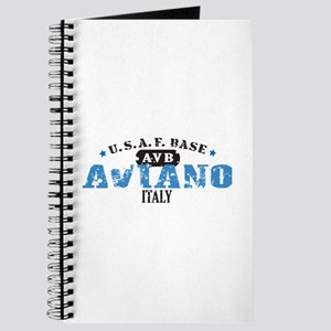 Aviano Air Force Base Journal