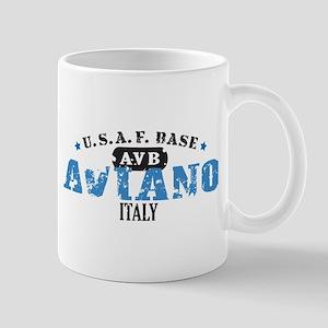 Aviano Air Force Base Mug