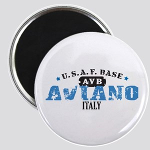 Aviano Air Force Base Magnet