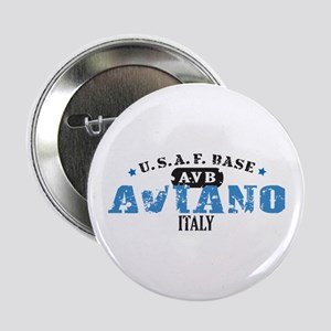 """Aviano Air Force Base 2.25"""" Button"""