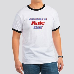 Everyday is Nate Day Ringer T
