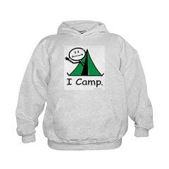 BusyBodies Camping Hoodie