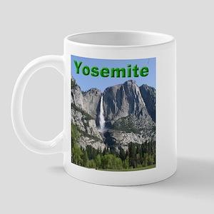 Yosemite Mugs