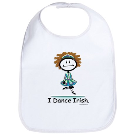 BusyBodies Irish Dancing Bib