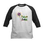 Future Rabbi (Wiz) Kids Baseball Jersey