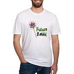 Future Rabbi (Wiz) Fitted T-Shirt
