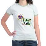 Future Rabbi (Wiz) Jr. Ringer T-Shirt