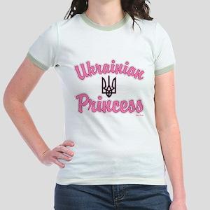 Ukie Princess Jr. Ringer T-Shirt