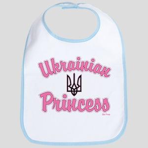 Ukie Princess Bib