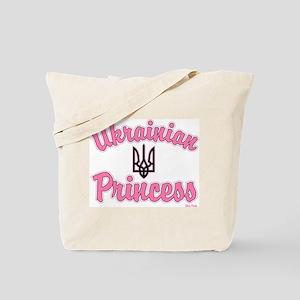 Ukie Princess Tote Bag