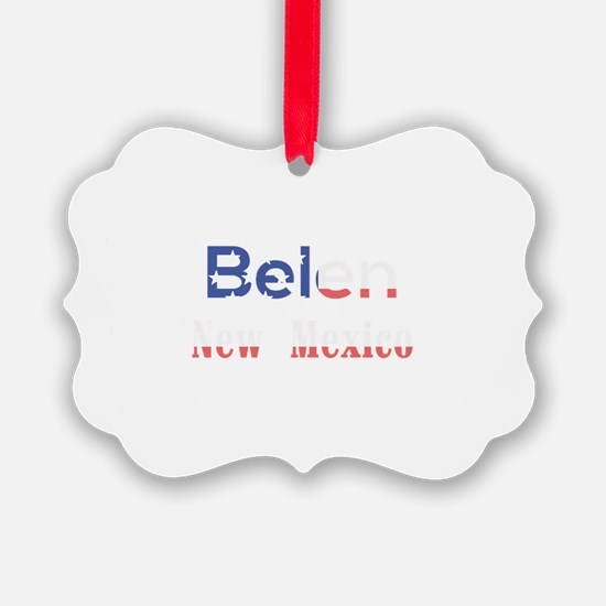 Belen New Mexico Ornament