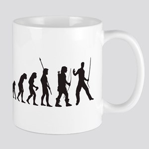 Sword Fighter 11 oz Ceramic Mug