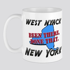 west nyack new york - been there, done that Mug