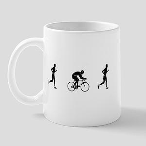 Men's Duathlon Mug