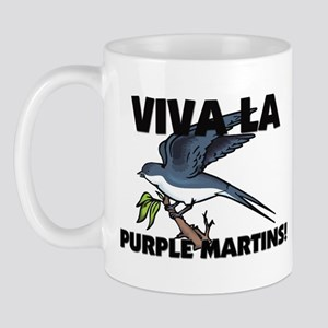 Viva La Purple Martins Mug