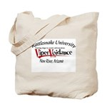 Rattlesnake University Tote Bag