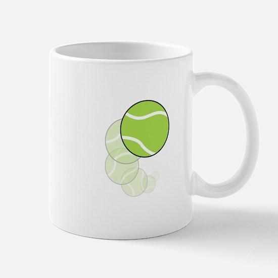 Tennis Wave Mug