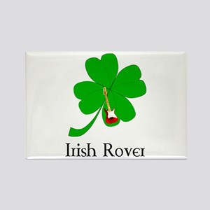 Irish Rover Rectangle Magnet