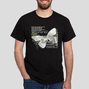 Beauty For Ashes t-shirt black2 T-Shirt